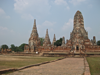Ayutthaya - the old capitol